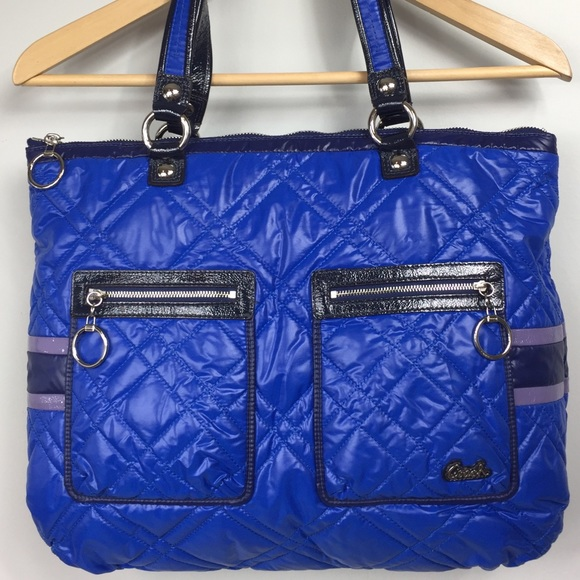 d3b7ce1889 Coach Handbags - Coach Poppy collection Ski Bunny quilted bag EUC